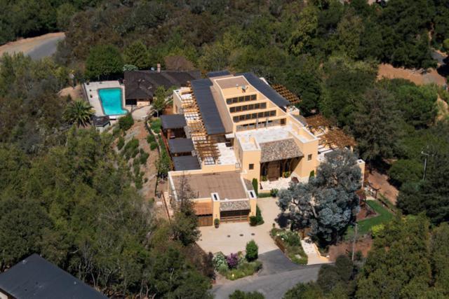 16040 Overlook Dr, Los Gatos, CA 95030 (#ML81735793) :: The Warfel Gardin Group