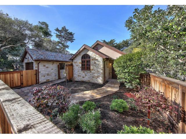 0 Casanova 2 Sw Of 12th St, Carmel, CA 93921 (#ML81735807) :: The Kulda Real Estate Group