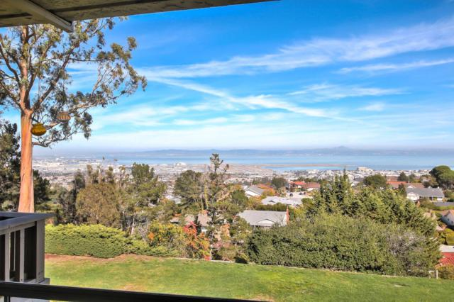 360 Vallejo Dr 114, Millbrae, CA 94030 (#ML81735841) :: The Gilmartin Group