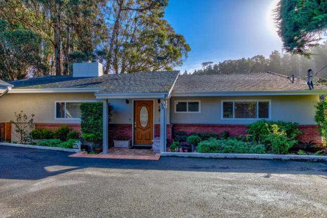 39 Via Castanada, Monterey, CA 93940 (#ML81736039) :: The Kulda Real Estate Group