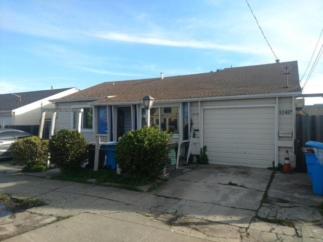 1042 Montgomery Ave, San Bruno, CA 94066 (#ML81736084) :: Julie Davis Sells Homes