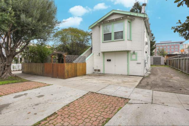 418 Alden St, Redwood City, CA 94063 (#ML81736207) :: The Gilmartin Group