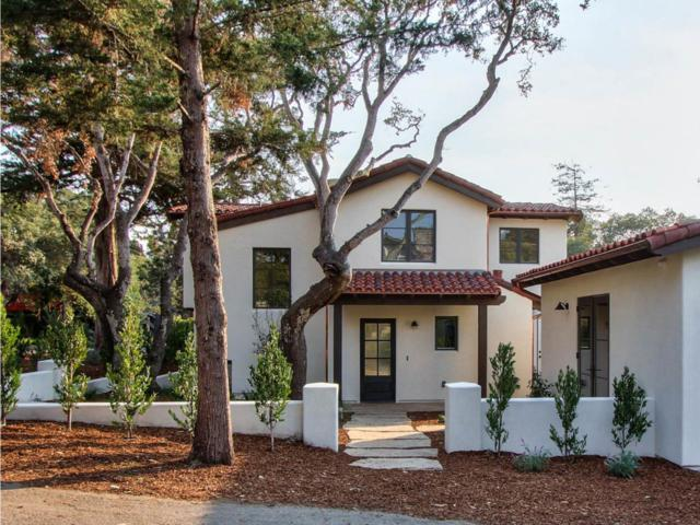 0 SW Corner Of Casanova Street And 10th Ave, Carmel, CA 93921 (#ML81736251) :: The Kulda Real Estate Group