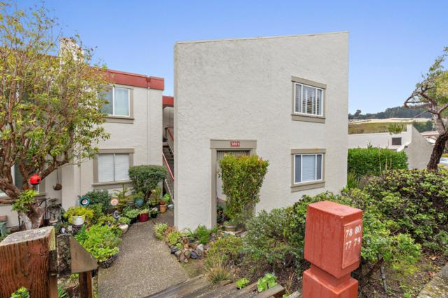5001 Palmetto Ave 80, Pacifica, CA 94044 (#ML81736335) :: The Kulda Real Estate Group