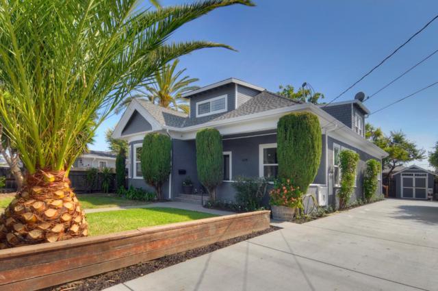 628 Hurlingame Ave, Redwood City, CA 94063 (#ML81736464) :: Julie Davis Sells Homes