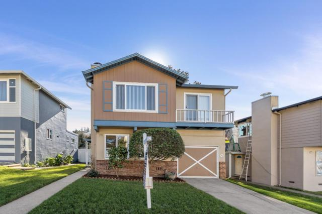 626 Foothill Dr, Pacifica, CA 94044 (#ML81736466) :: The Goss Real Estate Group, Keller Williams Bay Area Estates