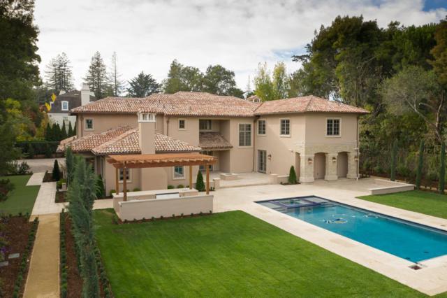 788 Irwin Ct, Hillsborough, CA 94010 (#ML81736531) :: The Kulda Real Estate Group