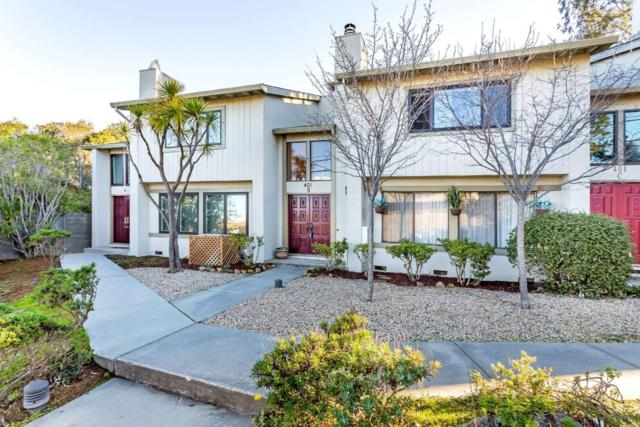 401 Portofino Dr 2-B, San Carlos, CA 94070 (#ML81736548) :: Julie Davis Sells Homes