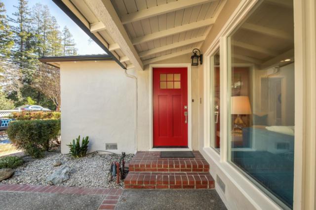 1960 Santa Cruz Ave, Menlo Park, CA 94025 (#ML81736562) :: Strock Real Estate