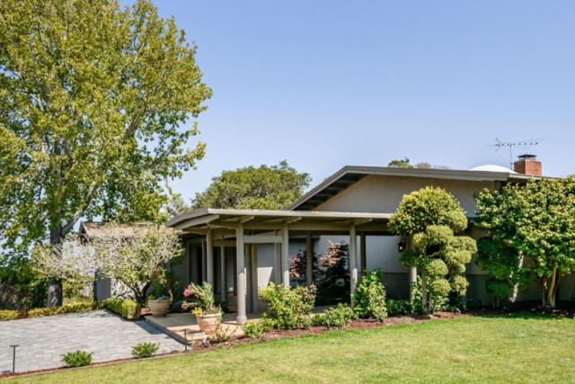 123 Bella Vista Dr, Hillsborough, CA 94010 (#ML81736564) :: Julie Davis Sells Homes