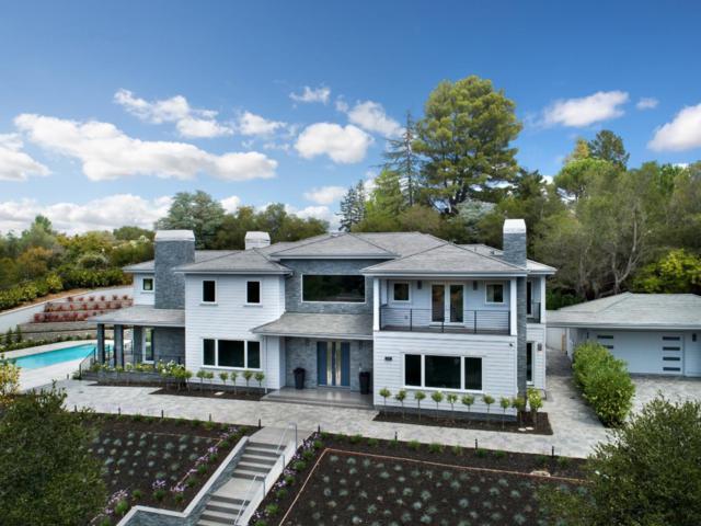 385 Fletcher Dr, Atherton, CA 94027 (#ML81736672) :: Julie Davis Sells Homes
