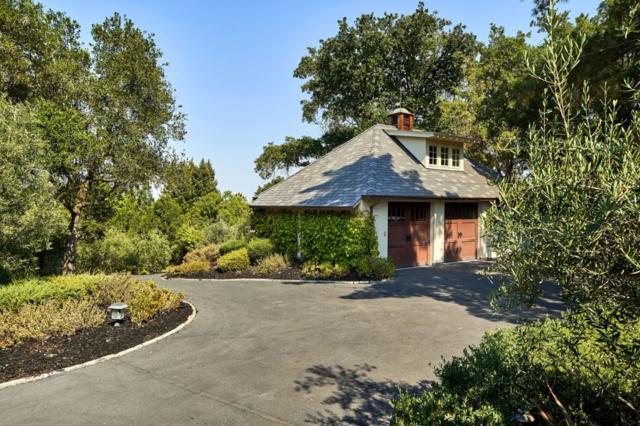 702 Loyola Dr, Los Altos Hills, CA 94024 (#ML81736711) :: The Kulda Real Estate Group