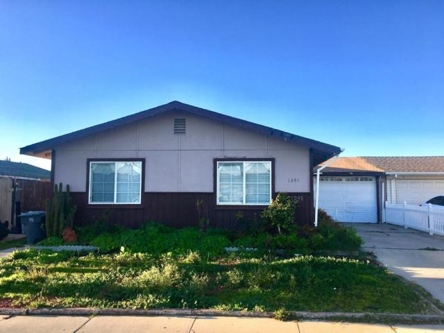 1241 Rider Ave, Salinas, CA 93905 (#ML81736745) :: Live Play Silicon Valley