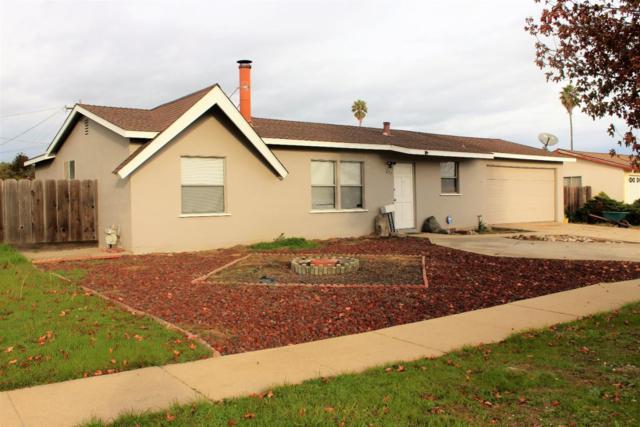 277 Pingree Way, Salinas, CA 93906 (#ML81736777) :: Strock Real Estate