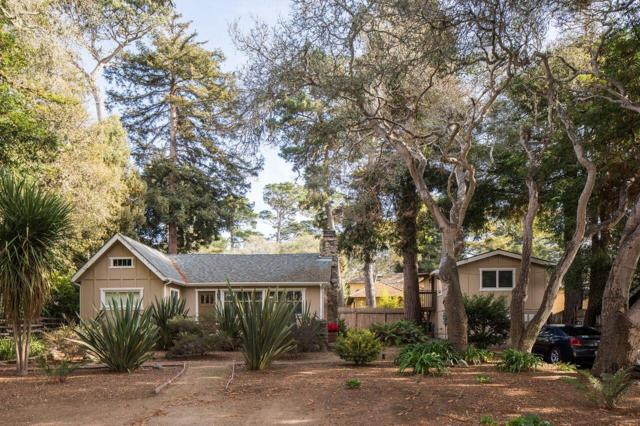 0 Casanova 5Se Of 12th St, Carmel, CA 93921 (#ML81736800) :: The Kulda Real Estate Group