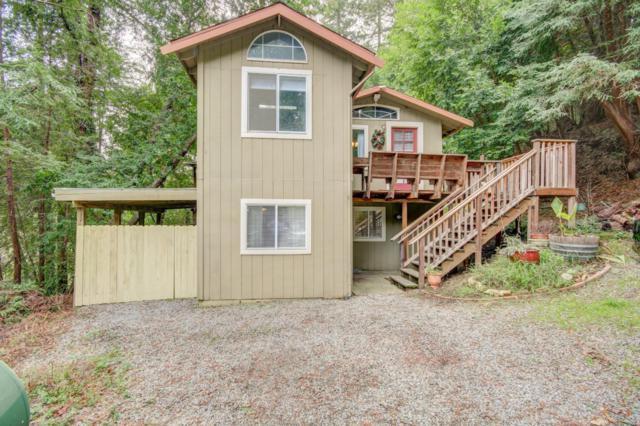 9145 Zayante Dr, Felton, CA 95018 (#ML81736868) :: Julie Davis Sells Homes