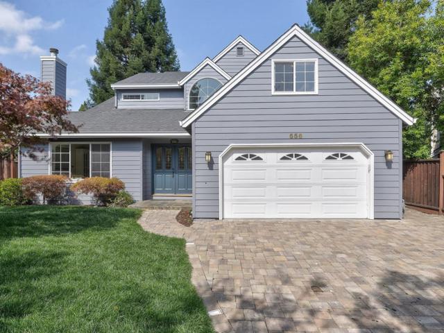 556 Pena Ct, Palo Alto, CA 94306 (#ML81736964) :: Strock Real Estate