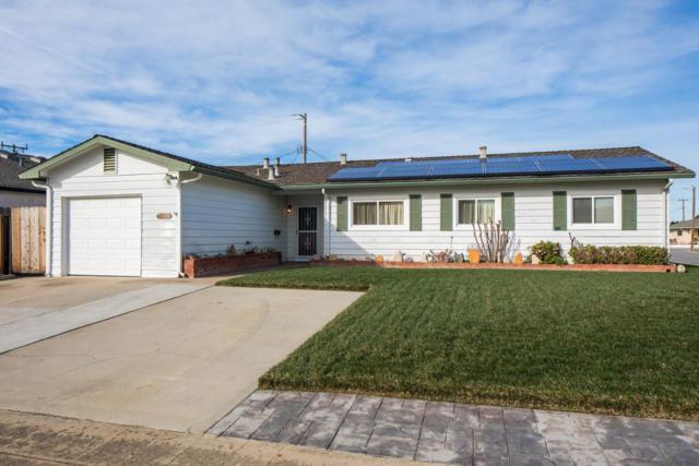 1355 Bolero Ave, Salinas, CA 93906 (#ML81737058) :: Brett Jennings Real Estate Experts