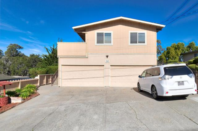 1043 5th St, Monterey, CA 93940 (#ML81737151) :: The Kulda Real Estate Group