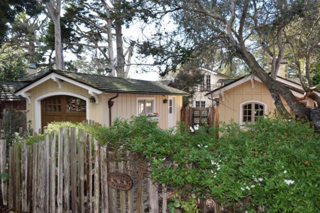 0 Casanova 3 Sw Of 12th, Carmel, CA 93921 (#ML81737268) :: Julie Davis Sells Homes