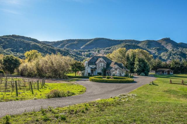 8722 Carmel Valley Rd, Carmel, CA 93923 (#ML81737281) :: Brett Jennings Real Estate Experts