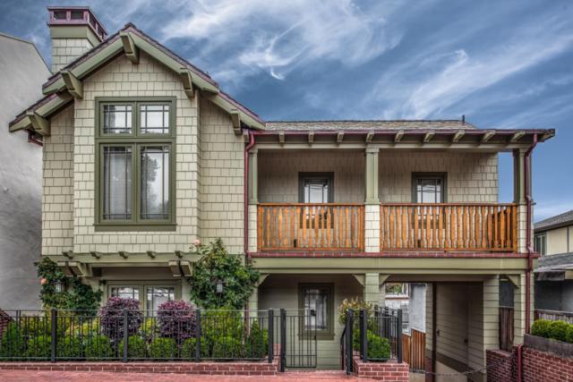 0 San Carlos 3Se Of 7Th, Residence #1, Carmel, CA 93921 (#ML81737389) :: The Realty Society