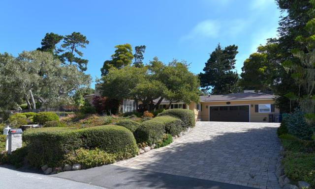 1035 San Carlos Rd, Pebble Beach, CA 93953 (#ML81737576) :: Brett Jennings Real Estate Experts