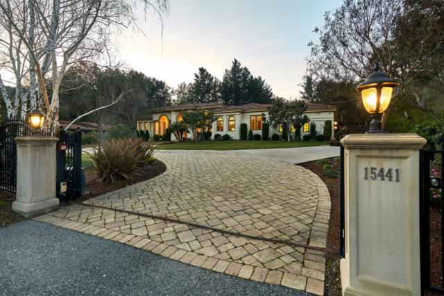15441 El Camino Grande, Saratoga, CA 95070 (#ML81737708) :: The Goss Real Estate Group, Keller Williams Bay Area Estates