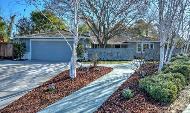 1469 Brookmill Rd, Los Altos, CA 94024 (#ML81737717) :: Strock Real Estate
