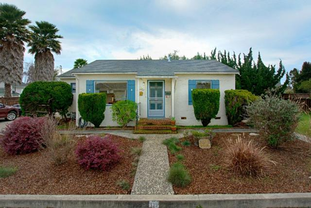 139 Acadia Ave, Santa Cruz, CA 95060 (#ML81737749) :: The Gilmartin Group