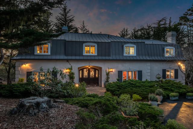 1138 Portola Rd, Pebble Beach, CA 93953 (#ML81737795) :: Brett Jennings Real Estate Experts
