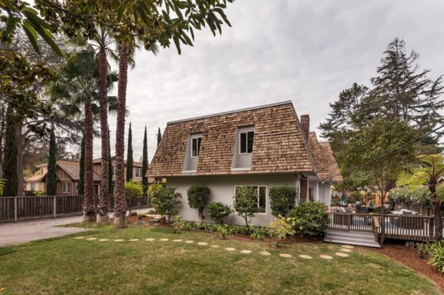 106 N Springer Rd, Los Altos, CA 94024 (#ML81737891) :: Strock Real Estate