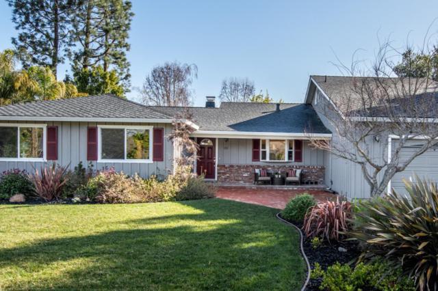 1551 Julie Ln, Los Altos, CA 94024 (#ML81738063) :: Strock Real Estate