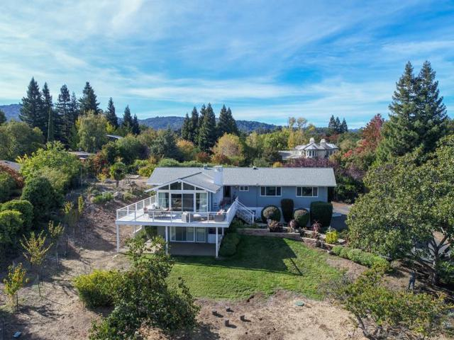 12169 Dawn Ln, Los Altos Hills, CA 94022 (#ML81738102) :: The Kulda Real Estate Group