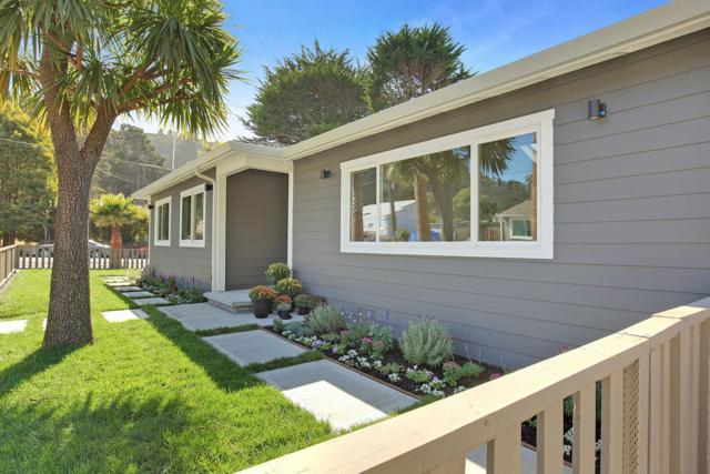 188 Ramona Ave, Pacifica, CA 94044 (#ML81738118) :: The Kulda Real Estate Group
