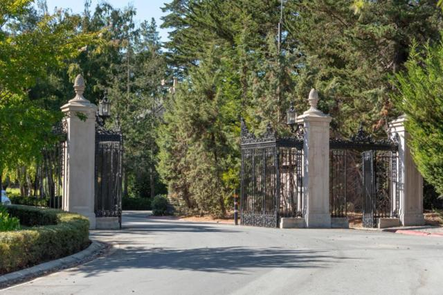 77 New Place Rd, Hillsborough, CA 94010 (#ML81738145) :: Strock Real Estate