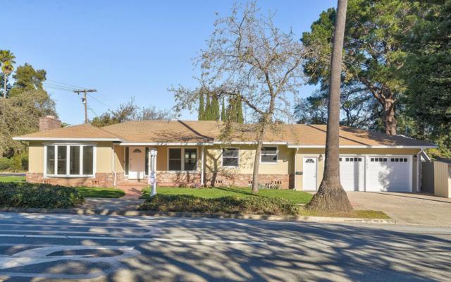 103 Alameda De Las Pulgas, Redwood City, CA 94062 (#ML81738194) :: Strock Real Estate