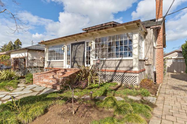 116 Victoria Rd, Burlingame, CA 94010 (#ML81738228) :: The Kulda Real Estate Group