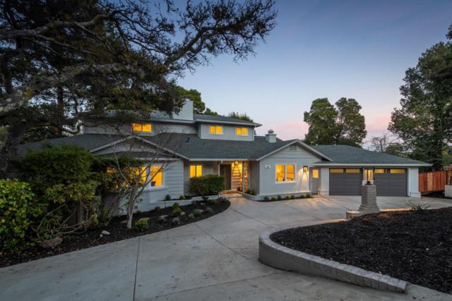 2435 Summit Dr, Hillsborough, CA 94010 (#ML81738266) :: The Kulda Real Estate Group