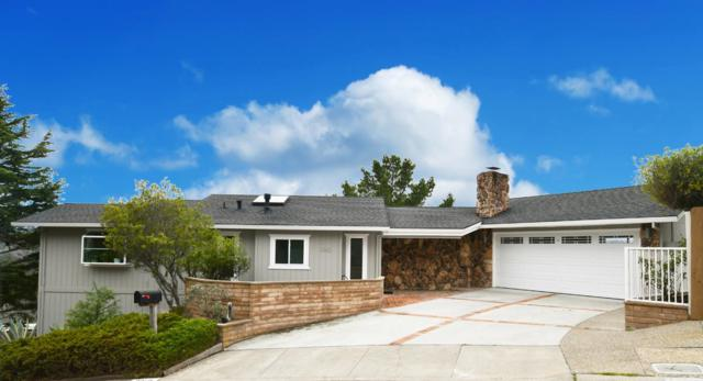 2960 Monte Cresta Dr, Belmont, CA 94002 (#ML81738301) :: The Kulda Real Estate Group