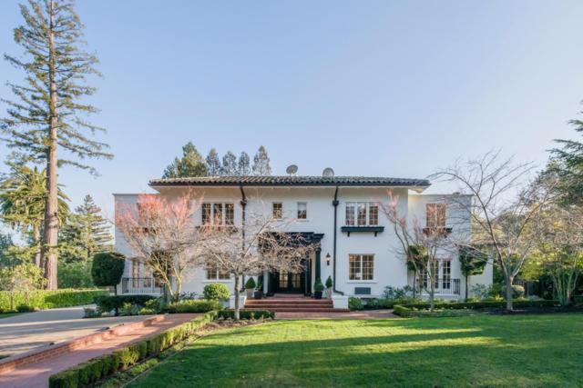 600 Brewer Dr, Hillsborough, CA 94010 (#ML81738379) :: The Kulda Real Estate Group