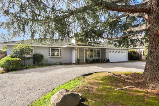 594 Benvenue Ave, Los Altos, CA 94024 (#ML81738380) :: Strock Real Estate