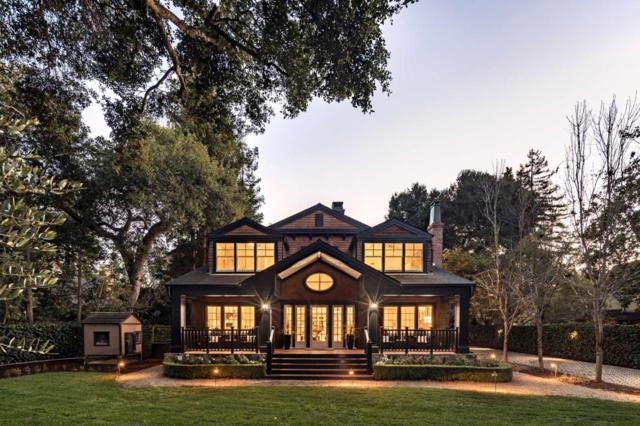 60 Winchester Dr, Atherton, CA 94027 (#ML81738484) :: Strock Real Estate
