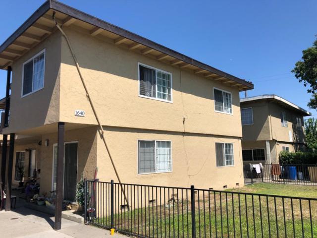 1640 Crucero Dr, San Jose, CA 95122 (#ML81738499) :: Strock Real Estate