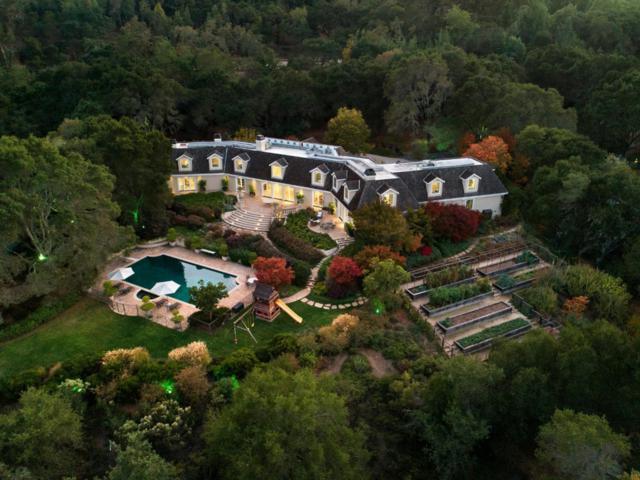 1 Bridle Ln, Woodside, CA 94062 (#ML81738519) :: The Kulda Real Estate Group