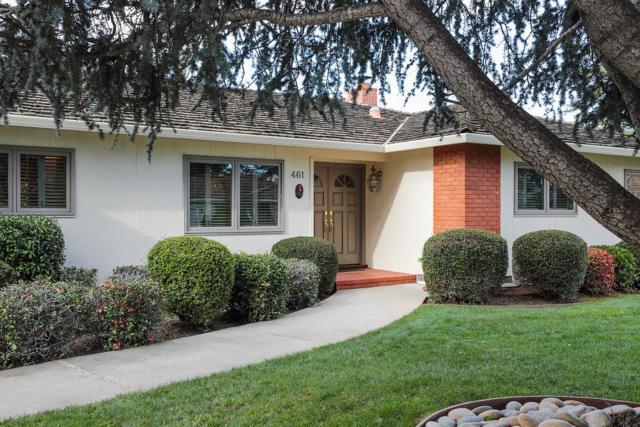 461 Hacienda Way, Los Altos, CA 94022 (#ML81738627) :: The Kulda Real Estate Group