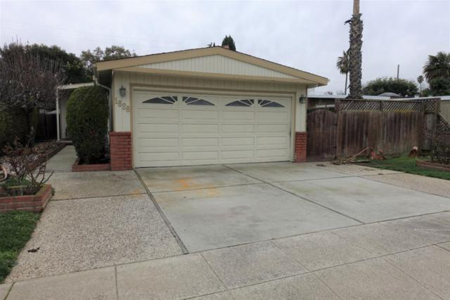 1628 Wellesley Ave, San Mateo, CA 94403 (#ML81738722) :: Strock Real Estate