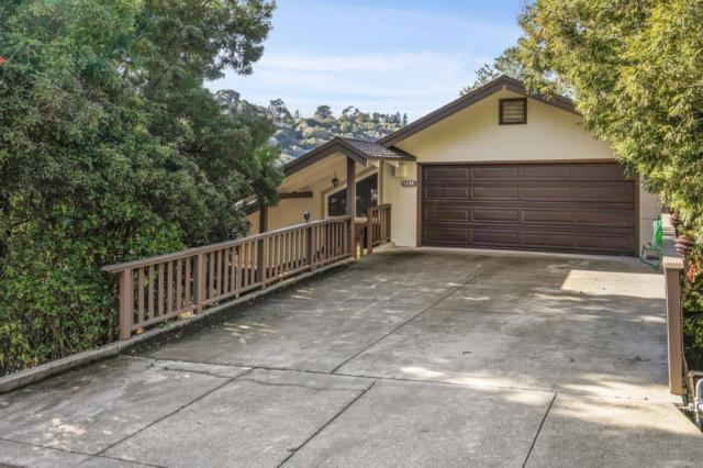2613 Monte Cresta Dr, Belmont, CA 94002 (#ML81738777) :: The Kulda Real Estate Group
