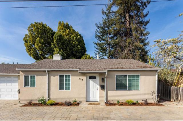 717 & 723 Ellsworth Pl, Palo Alto, CA 94306 (#ML81738789) :: Julie Davis Sells Homes
