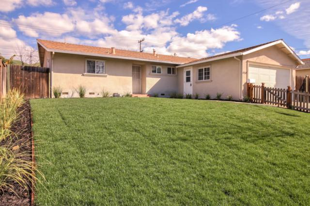 454 S Temple Dr, Milpitas, CA 95035 (#ML81738853) :: The Goss Real Estate Group, Keller Williams Bay Area Estates